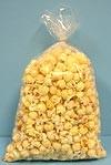 "5x5"" 1.5mil Clear Poly Bags 3000/cs"