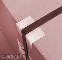 2-1/2x1-3/4x1-3/4 Plastic Edge Protectors 1000/cs