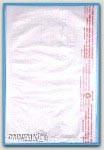 "6-1/4x9-1/4"" White HDPE Merchandise Bags *No Handles* 1000/cs"