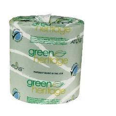 2ply Toilet Tissue 4.1x3.1 500sht/rl - 96rl/cs