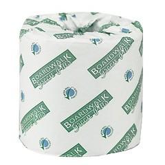 2ply Toilet Tissue Greenseal 500sht/rl - 80rl/cs