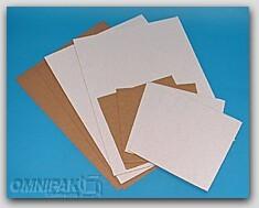 "48x96"" - RP40 Kraft 51 ECT Double Wall Corrugated Pad - 5/Bundle"