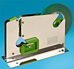 Bag Sealing Tape Dispenser Stainless Steal