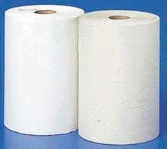 "7-7/8""x800ft/rl Brown Hardwound Roll Towels 6rl/cs"