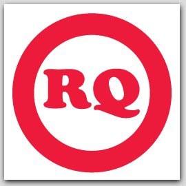 """1/2"""" Diameter R.Q. Labels 500/rl"""