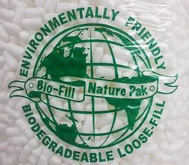 Biodegradable Packing Peanuts - 12cu.ft/bag