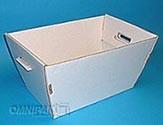 16x10x7-TTT9WhiteCorrugatedToteTrays-25-Bundle