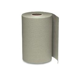 "8""x800ft/rl Brown Windsoft Roll Hand Towels 12rl/cs"
