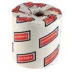 "2ply Toilet Tissue 4.5x4.5"" 500 sheets/rl - 96rl/cs"