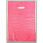 "12x3x18"" Magenta HDPE Merchandise Bags 500/cs"